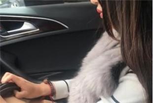91新人学院派女神在出租车上勾引司机直接自摸起来