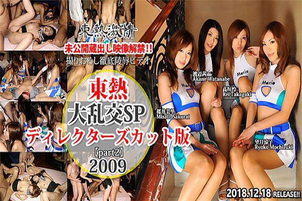 大乱交SP2009ディレィクターズカット版