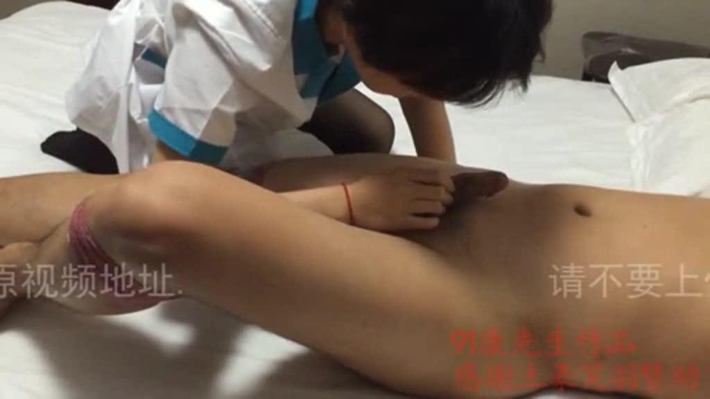 本土杭州学生妹子 还穿着体育服就被带来酒店开房..续集