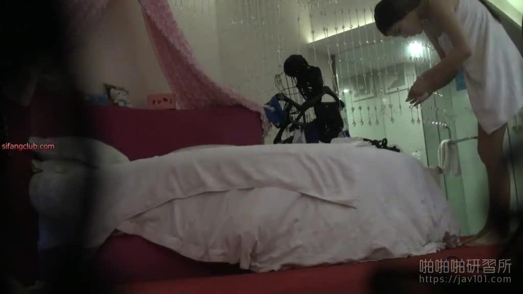 北京极上素人-奶子很肥的模特儿这下被看光光了 11
