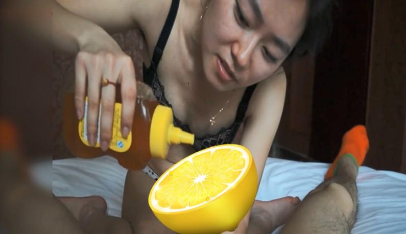人生短短起个秋~不吹不罢休~ 今晚要来杯蜂蜜柠檬吗?白玉蜜汁都在龟头~