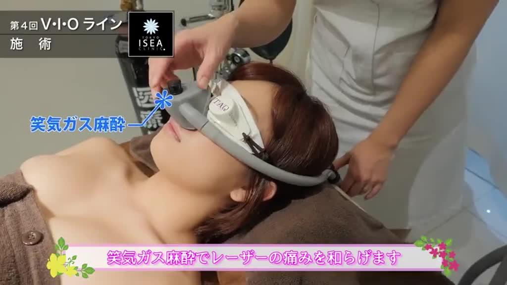 [日本] 「14岁就想拍AV」人气女优纱仓真菜私密处除毛雷射不怕你看:那里变得可口了吧?