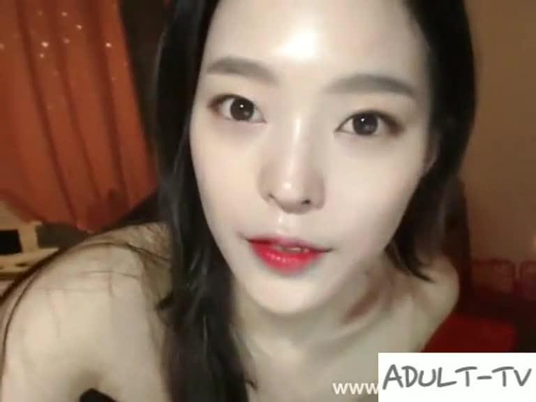 [韩国] 红唇妹好骚