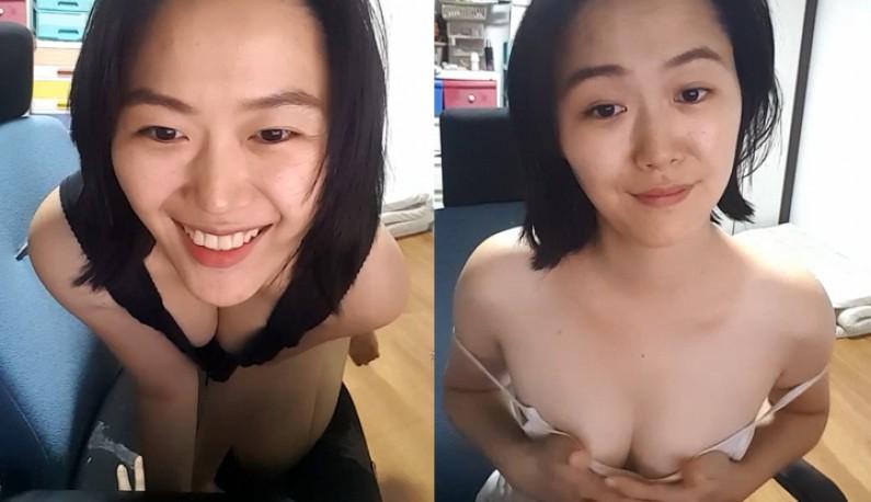 [韩国] 贤妻良母也下海兼差色聊~成熟韵味脱衣诱惑线上单身处男!!
