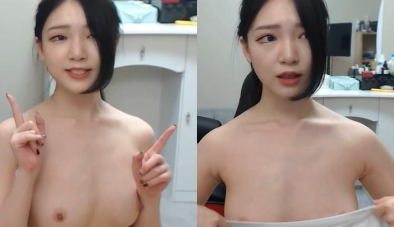 [韩国] 顺水推舟~既然走光了就把衣服脱光光!! (2)