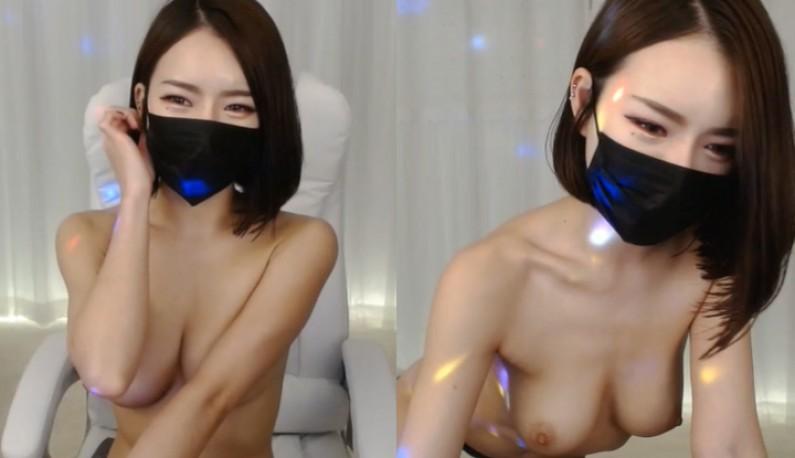 [韩国] 韩国美乳主播陪你玩透透~抖奶摆臀血脉喷张!!