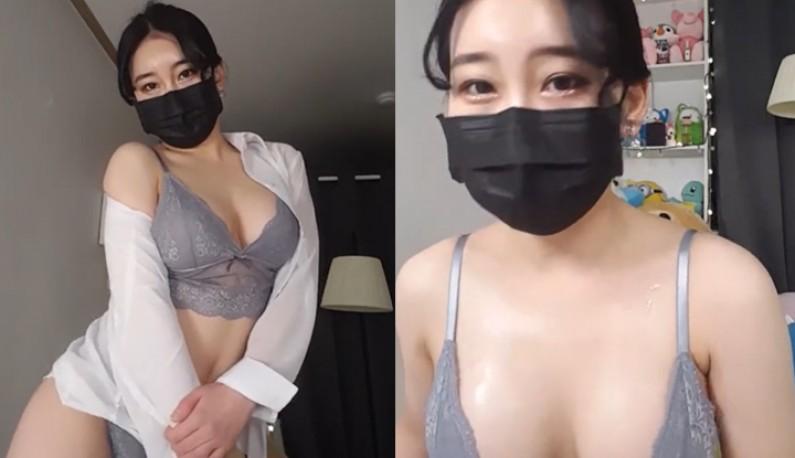 [韩国] 美乳主播随着心情摇摆~美胸美乳美颜!!