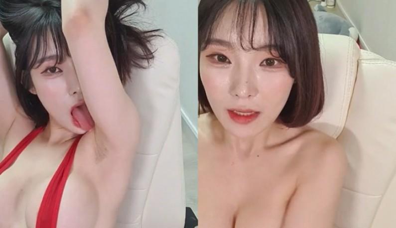 [韩国] 绮梦妳好吗?不知您腋下如何!