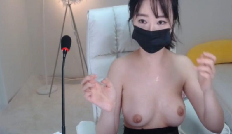 [韩国] 马尾妹抖奶求抖内~哥哥们看在我的粉嫩奶头上给我点面子~