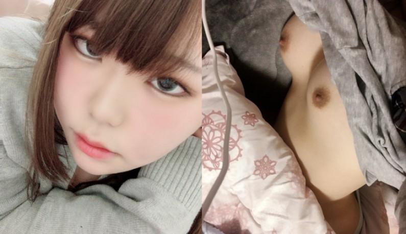 [日本] 20岁樱花妹就是爱自拍~不拍到脸就不怕被肉搜?!但照片还是流出了!!