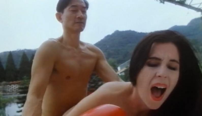 [香港] 三级电影《机密重案之致命诱惑》~用肉体当诱饵~把目标骗上床再杀掉!!