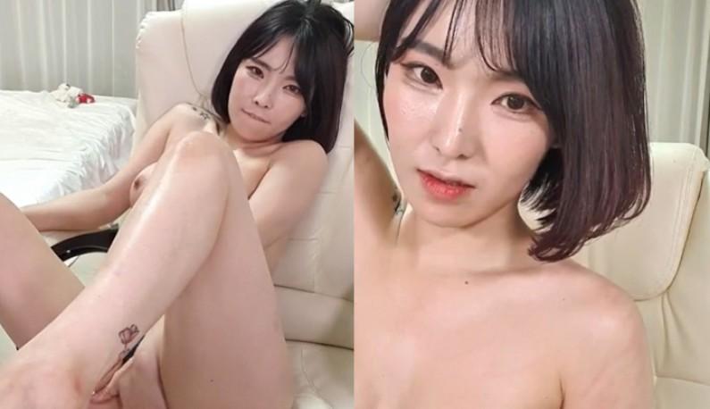 [韩国] 樱花纷飞时~这对美乳好可口~