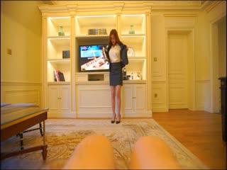 最新G哥大尺度白金视频破解流出爆乳嫩模颜瑜角色扮演VR制服诱惑骚舞被玩奶