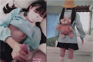 萌妹皮皮娘-日式学生服