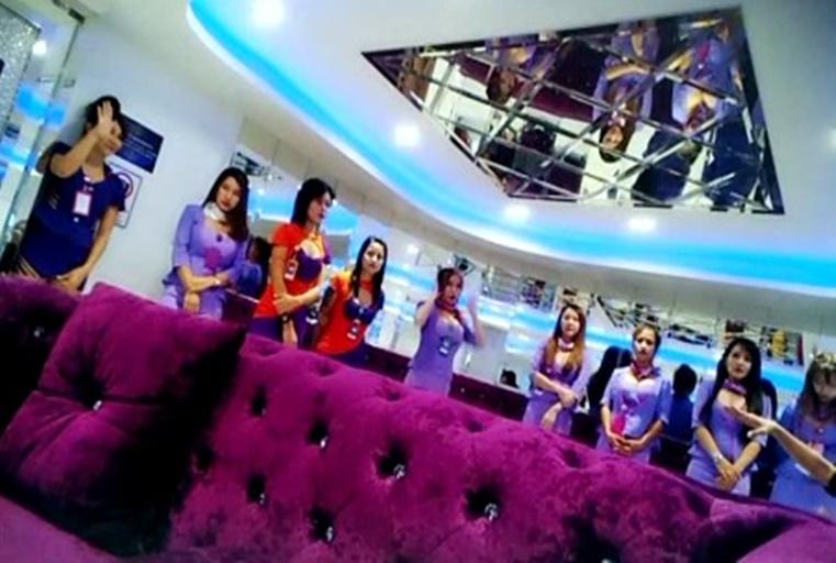 泰国按摩店VIP服务偷拍流出…选妃服务后各种姿势各种玩陪你整晚春宵不断