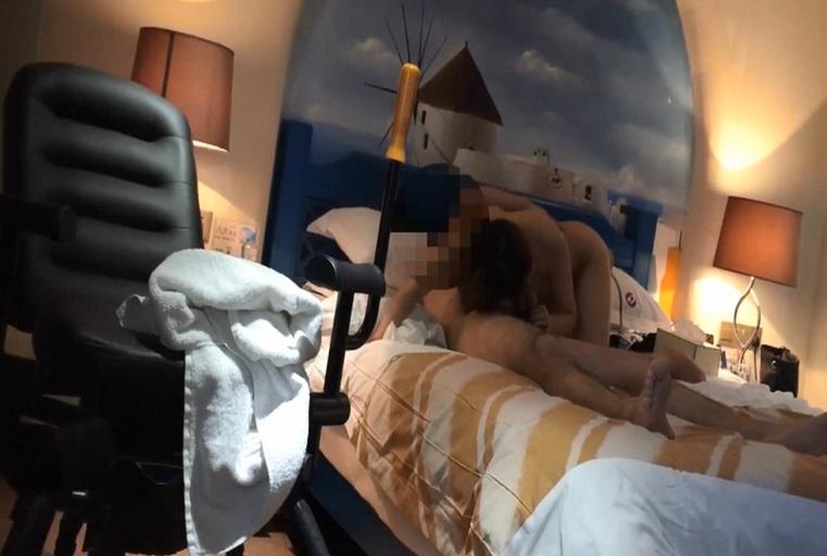 康先生之宾馆情趣房爆操黑丝护士小情人