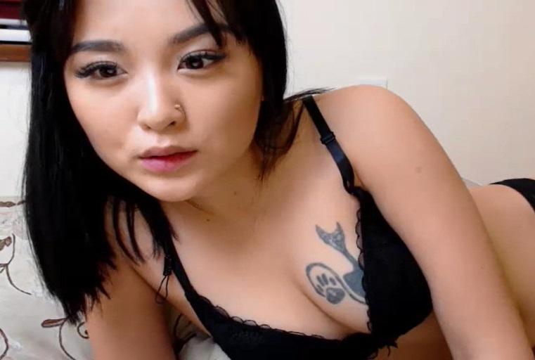 华裔刺青妹自肏B没在客气叫声越淫荡人气越旺-1