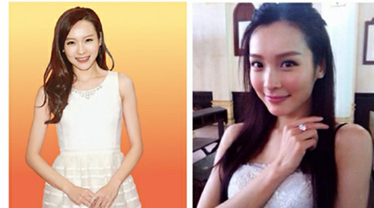 【网曝门事件】TVB新晋视后李佳芯早年和男友亲密视频流出