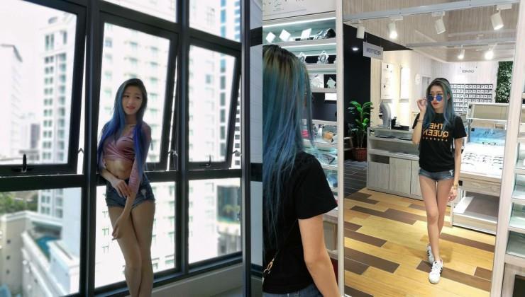 【网曝门事件】2018新加坡高颜值名模Sherrill泄漏丑闻高层饥渴疯狂做爱视频流出