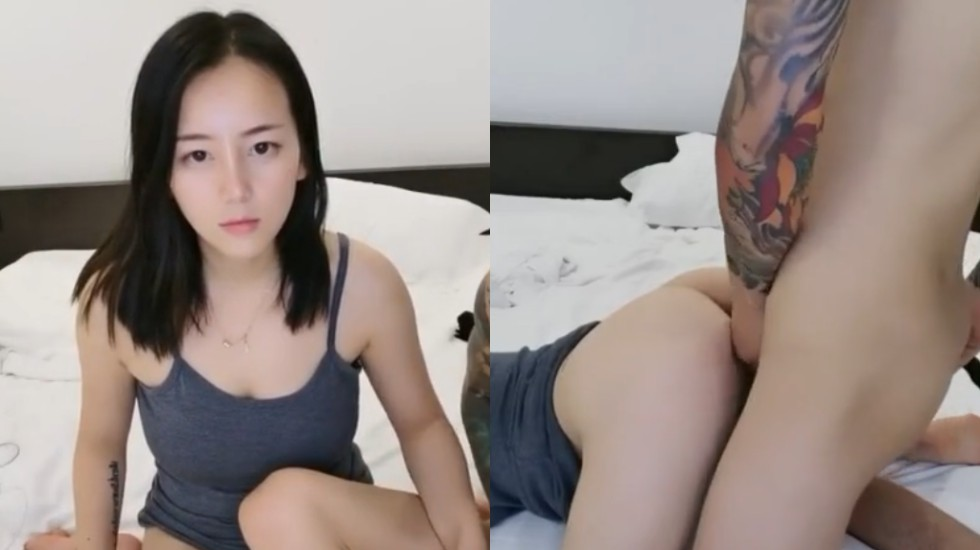 【精品推荐】清纯美女与花臂男友的性爱记录 叫声超淫荡