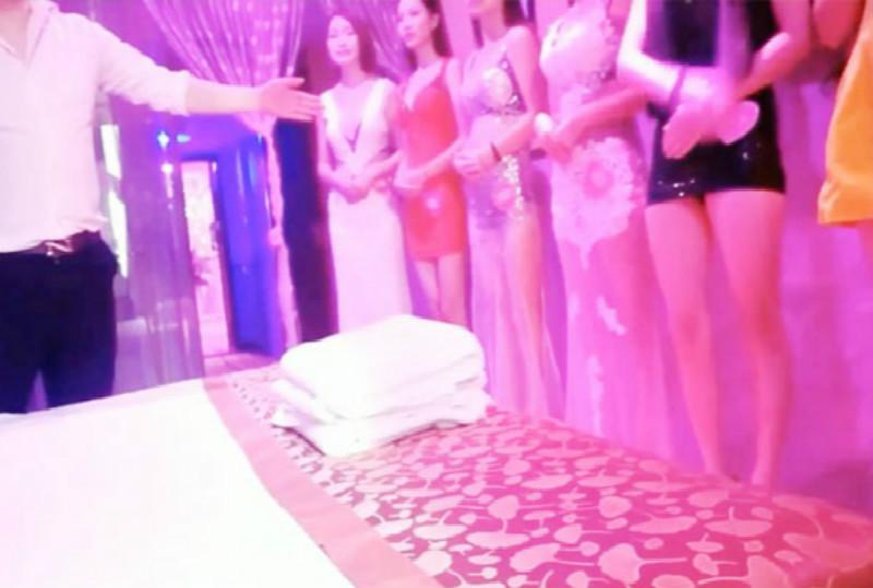 王老吉會所選秀大作之打完折後1500元選了位性感高挑的美女