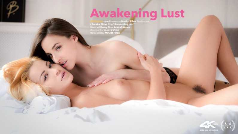VivThomas Amirah Adara And Cherry Kiss Awakening Lust