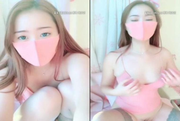 """""""女神私人订制VIP视频流出~抖奶诱惑姣好身材!"""""""
