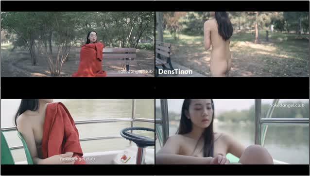 极品网红『北京天使』王动御用嫩模『捷哥8月最新作品《隐秘的角落》公园全裸露出