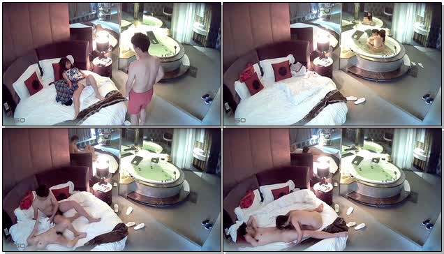 偷拍男女酒店做爱女的太漂亮了对白清晰