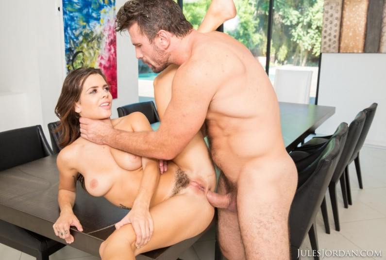 Keisha Grey Opens Her Ass For Manuel