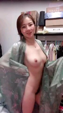 [短视频区] 穿汉服的美女