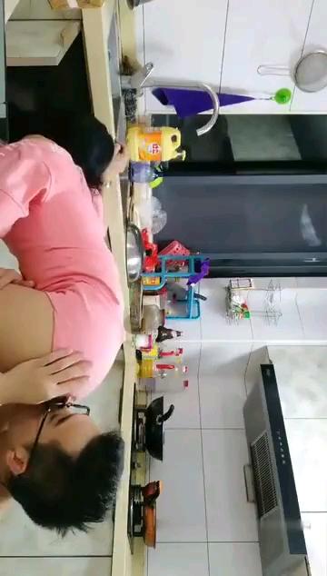 [短视频区] 小姨子拿下了