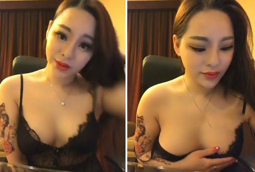 万众期待的蜜桃秀网红模特36F爆乳周波儿强袭 性感纹身 骚浪劲舞 情趣